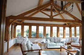 Oak beams Oak Frame Suppliers Shropshire
